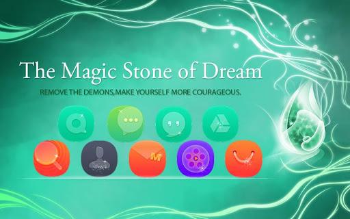 Magic Stone Launcher