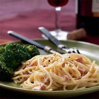 Spaghetti Carbonara Without Bacon Recipes.