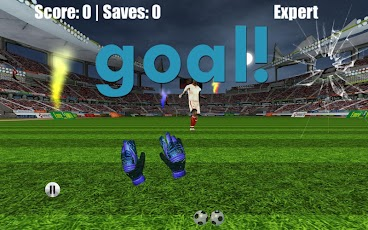 Goalie (Goalkeeper Game) Android Sports Games