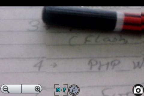 Pocket Lens Free- screenshot