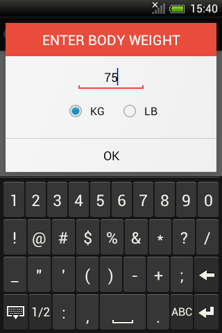 StrongLifts 5x5 - Get Stronger - screenshot