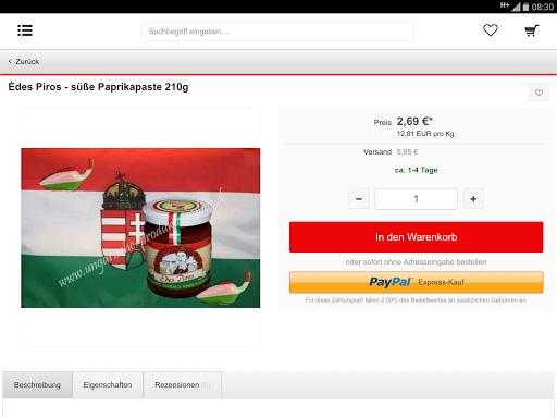 【免費購物App】Original-Ungarisch.com-APP點子