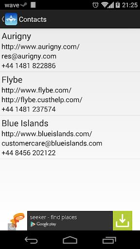 【免費旅遊App】Guernsey Flights-APP點子
