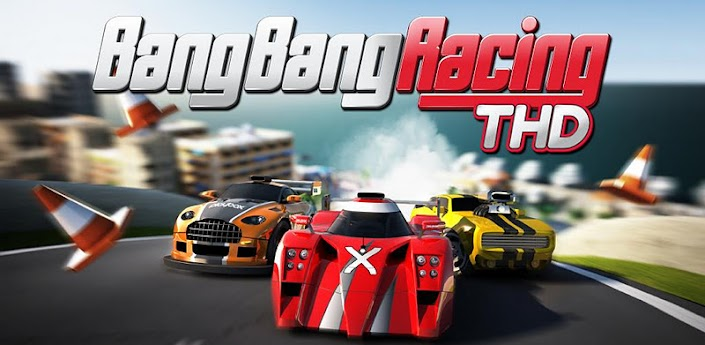 Big Bang Racing 1.0 APK [All Device]
