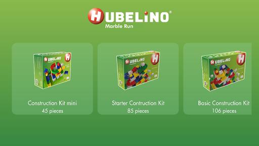 Marble Run 3D by Hubelino