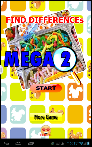 Find Differences Mega Pack 2