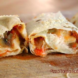 Pizza Tortillas Rolls