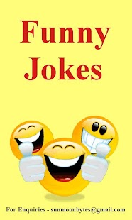 Funny Jokes (Free) - screenshot thumbnail