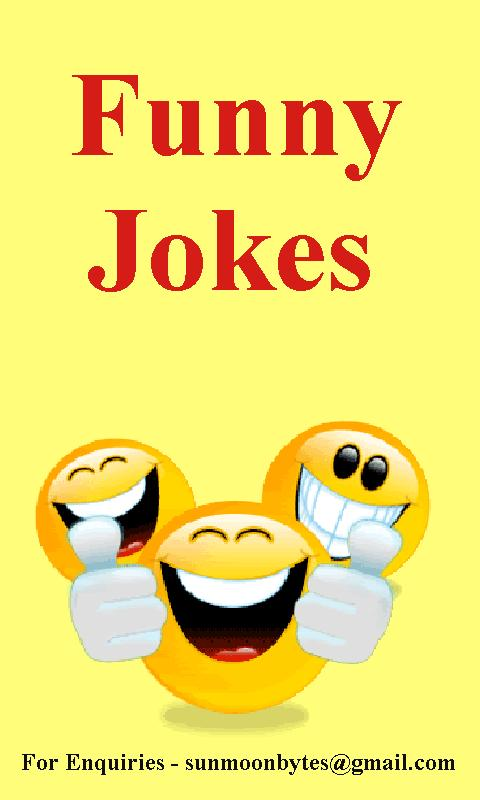 Funny Jokes (Free) - screenshot