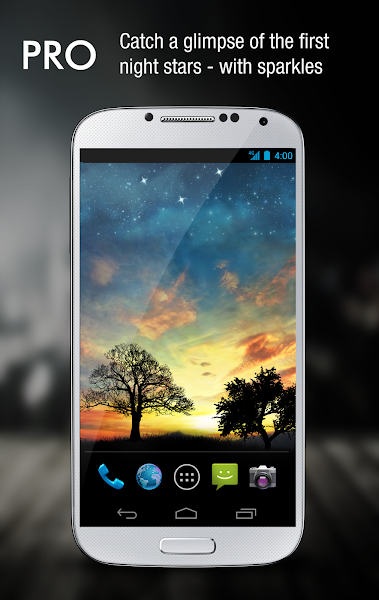 Sunset Hill Pro Live Wallpaper v1.4.1