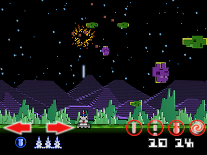 Intellivision Astrosmash Gen2- screenshot thumbnail