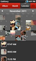 Screenshot of Smart Album - Photo Calendar