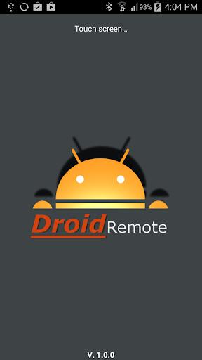Droid Remote Trial - PC Remote