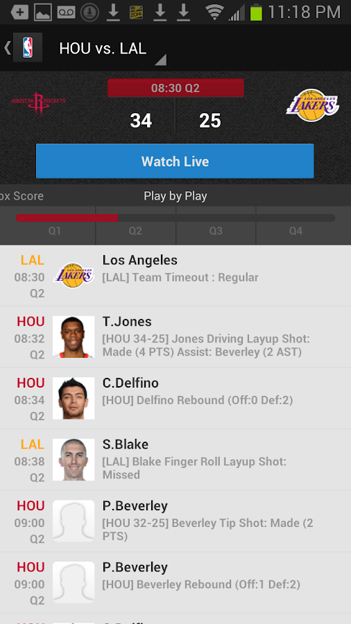 NBA GAME TIME - screenshot