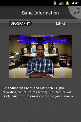 Boss Stuna - screenshot