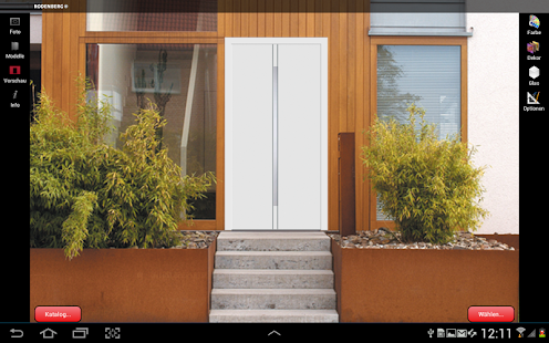 Entrance doors- screenshot thumbnail