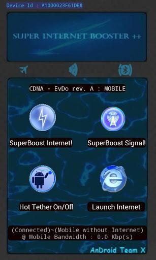Super Internet Booster ++ v9.0 (paid) apk download | Apk ...