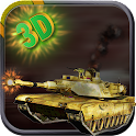 Tanks Battle World 3D icon
