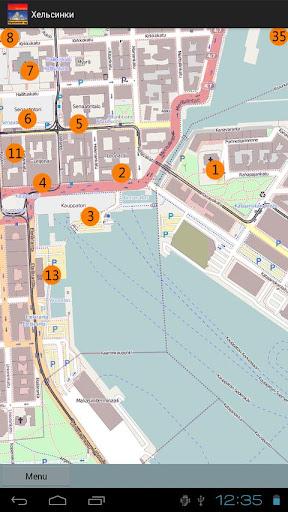 Хельсинки Виртуальный тур