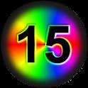 Пятнашки icon