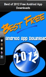 2012 Best Free App's - screenshot thumbnail