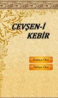 Screenshot of Cevşen-ül Kebir (Cevsen Duasi)