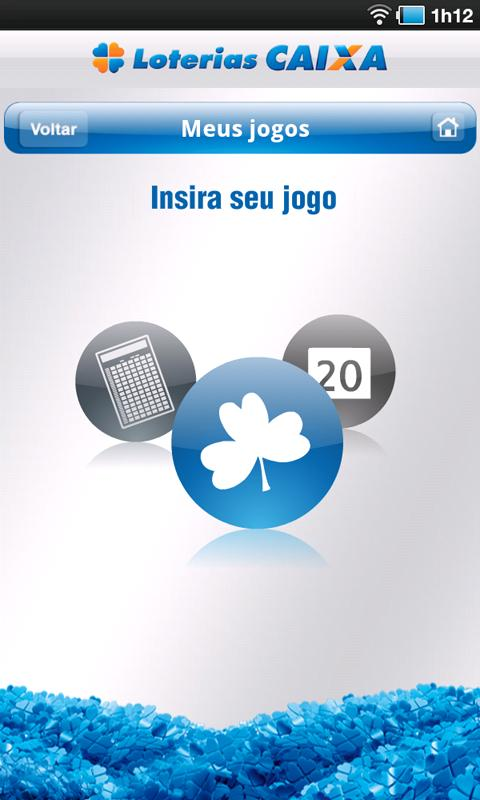 Loterias CAIXA- screenshot