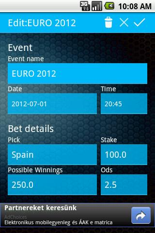 Sport Bet- screenshot