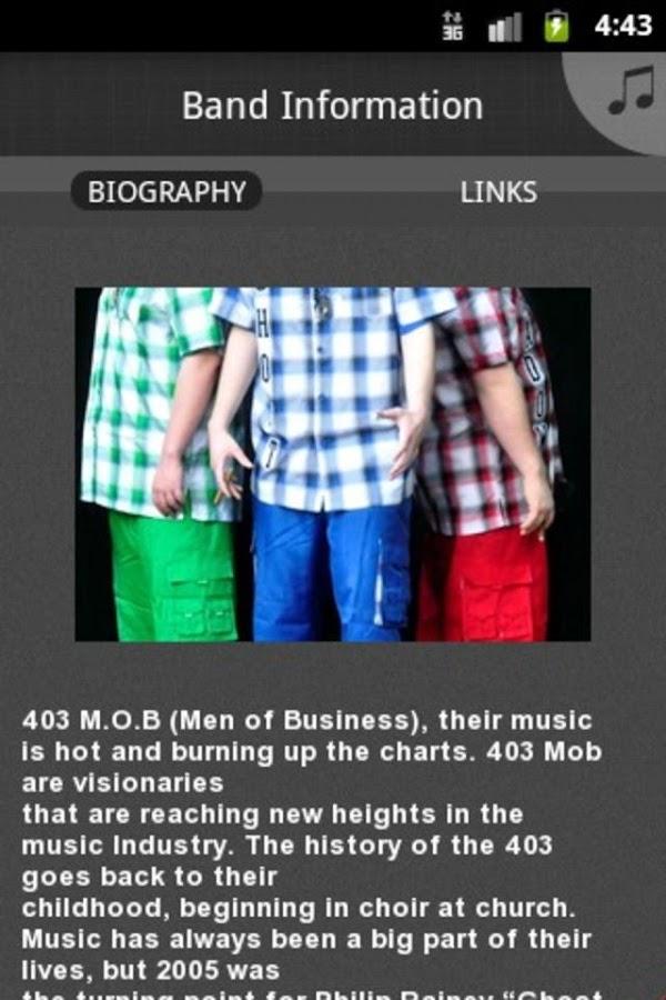 403 M.O.B - screenshot