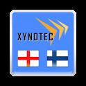 English<->Finnish Dictionary icon