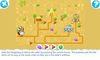 Screenshot of Logic for kids 3-7 years old