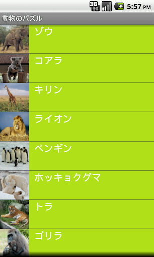 Animal Puzzle free