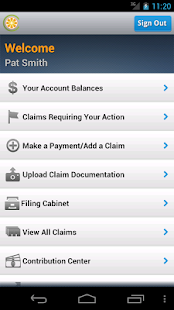 CYC Mobile Claims- screenshot thumbnail