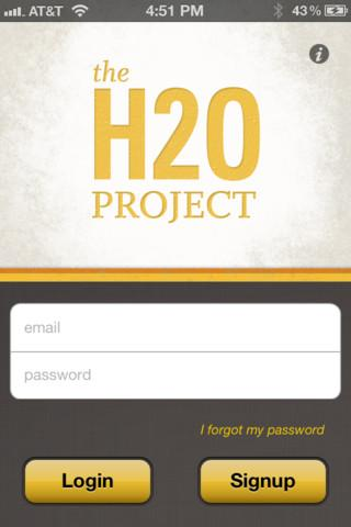 The H2O Project- screenshot