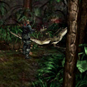 Dino Crisis 2 Wallpapers logo