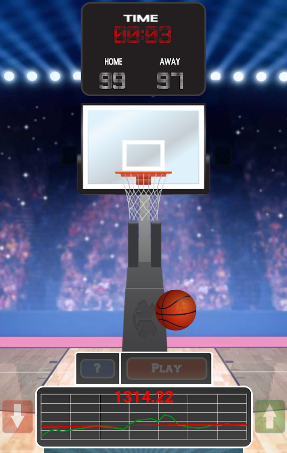 BasketBall n Trade - screenshot