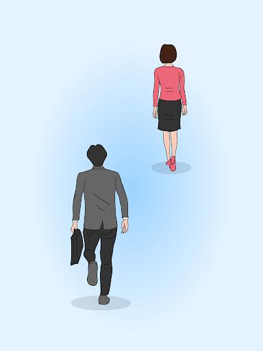 玩休閒App|奇怪的追逐者免費|APP試玩