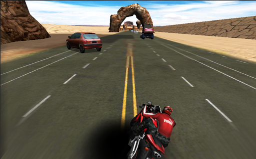 摩托賽車 3D