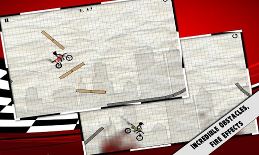 Stick Stunt Biker - screenshot thumbnail