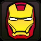 Gravity flip Iron Man