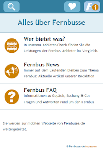 Fernbusse.de- screenshot thumbnail