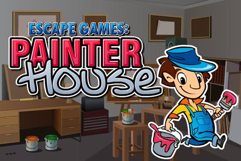 逃脱游戏:画家之家