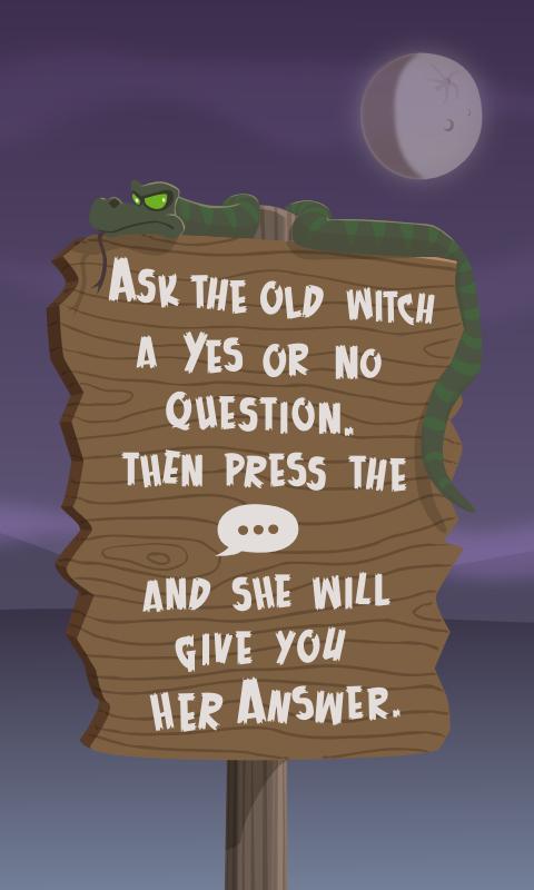 Witch Way- screenshot