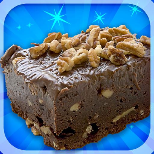 브라우니 메이커 - 컵 케이크 만들기 休閒 App LOGO-APP開箱王