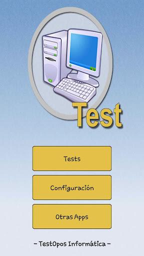 TestOpos Informática
