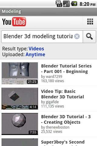 iKeyMaster:Blender3D - screenshot