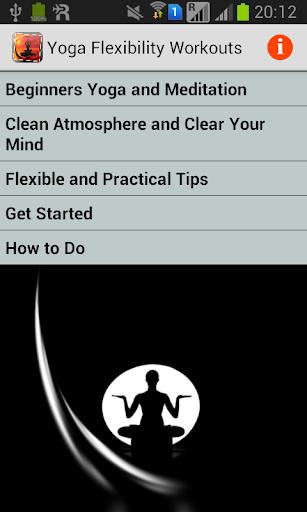 Yoga Flexibility Workouts