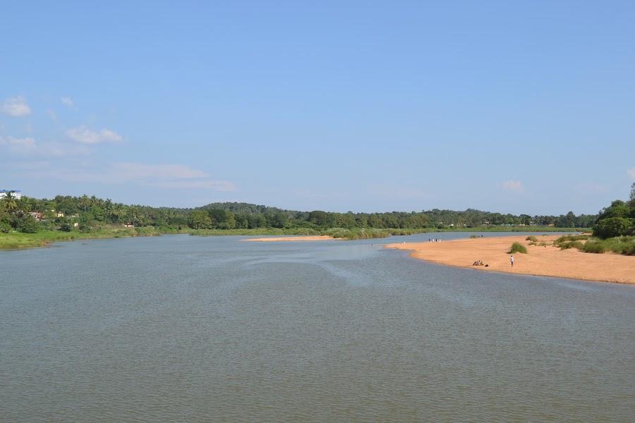 River by Shahnavaz Surfudeen - Landscapes Waterscapes