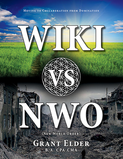 Wiki vs NWO (New World Order) cover
