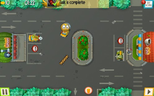 Car Park Control- screenshot thumbnail